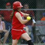 baseball vs softball swing