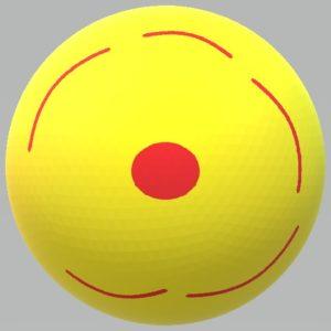 hitting the riseball