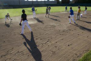 prioritize baseball practice